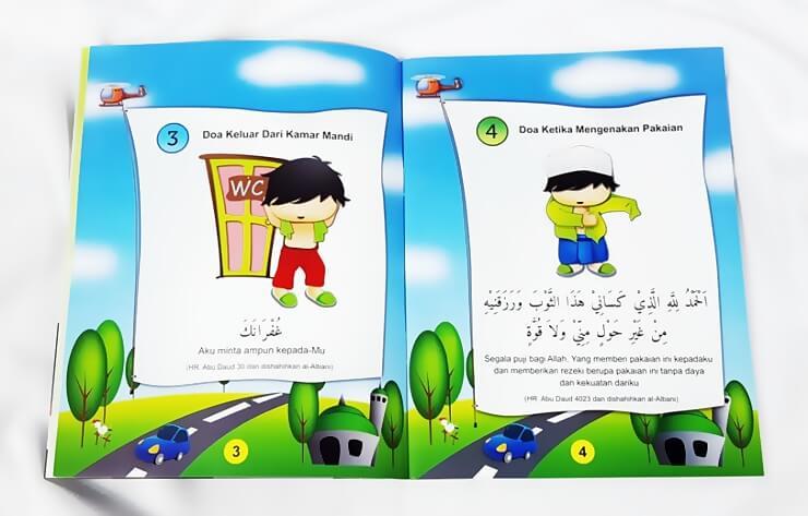 buku muslim kids doa