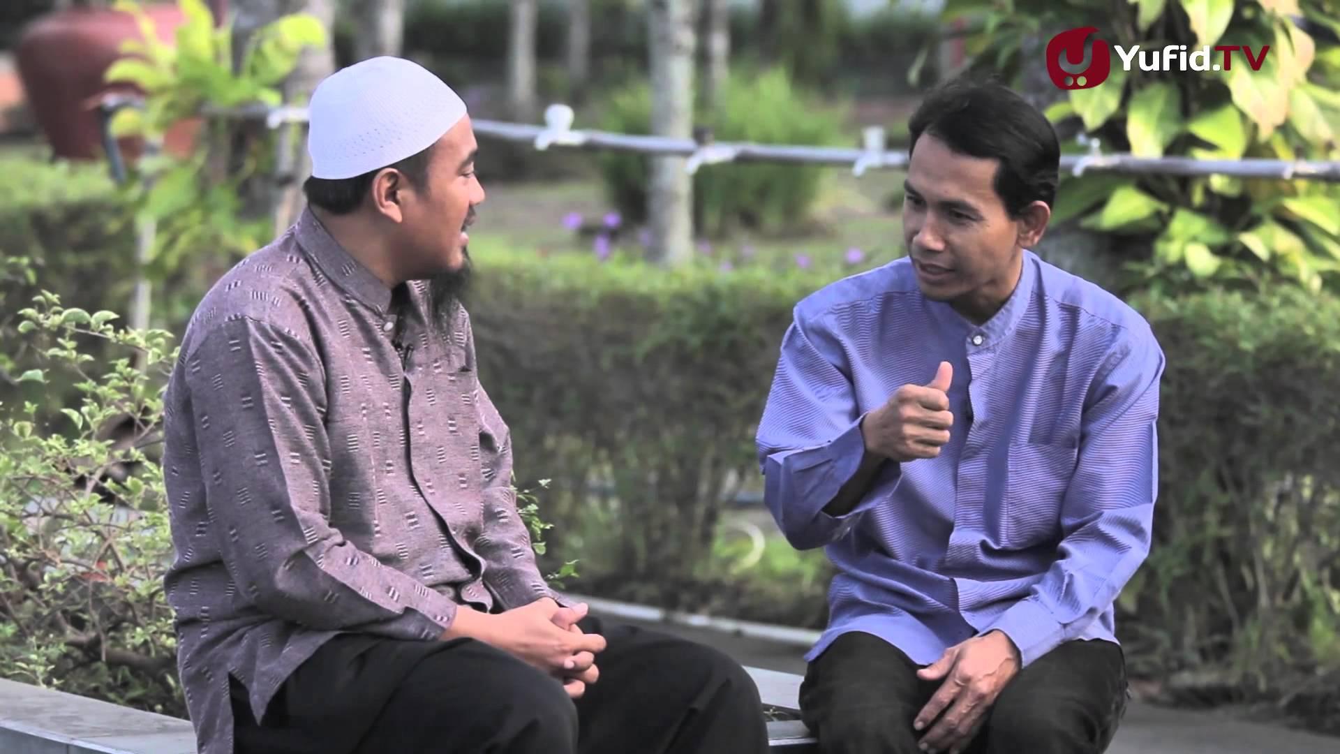 Santai : Cara Mendapatkan Syafaat di Hari Kiamat – Ustadz Abu Isa