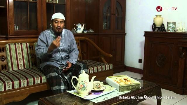 Syarat Meraih Ampunan di Bulan Ramadhan – Ustadz Abu Isa