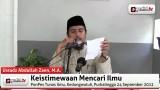 Fikih Jamak dan Qashar Shalat