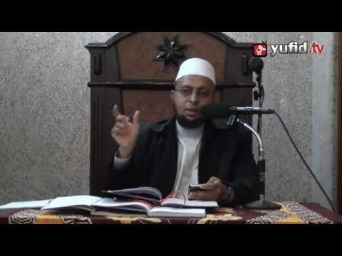 Ikhlas Belajar Agama (101 Adab Penuntut Ilmu – Adab 1)