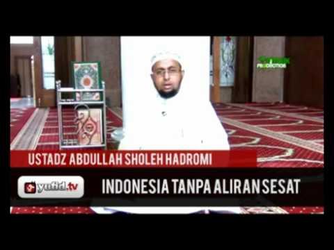 Indonesia Tanpa Aliran Sesat