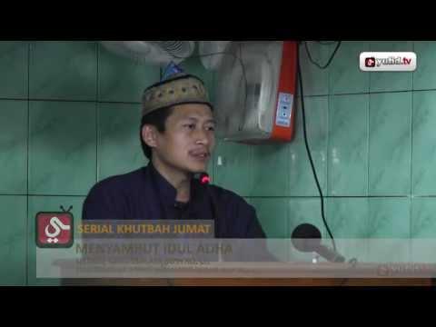 Khutbah Jumat: Menyambut Idul Adha