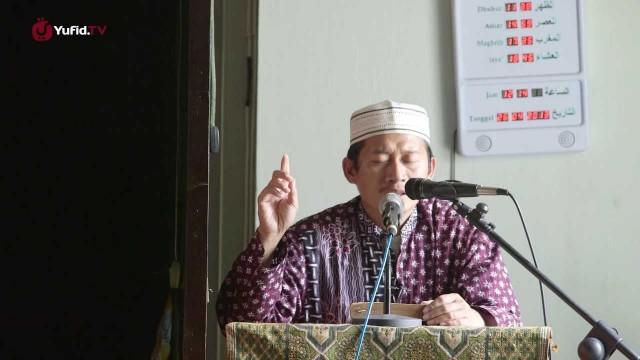 Khutbah Jumat: Renungan Kematian – Ustadz Abdussalam Busyro, Lc.