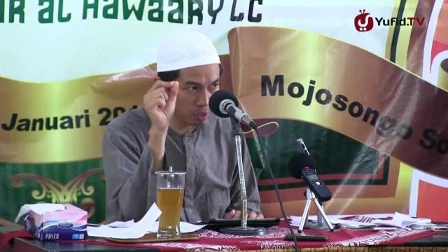 Pengajian Akbar: Kewajiban Ahlus Sunnah Terhadap Pemerintah