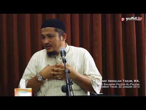 Pengajian Islam: Keindahan Cinta Kepada Allah