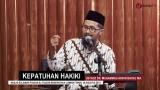 Pengajian Islam: Kepatuhan Hakiki – Ustadz Dr. Muhammad Arifin Badri, MA.