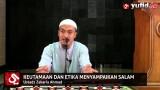 Pengajian Islam: Keutamaan dan Etika Menyampaikan Salam