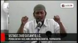 Permisalan Nabi Isa dan Nabi Adam di Sisi Allah (Ceramah Ramadhan 1433H)