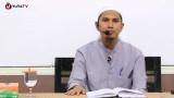 Solusi Halal Transaksi Pinjaman & Kredit agar Tidak Terjerumus Riba – Dr. Erwandi Tarmidzi