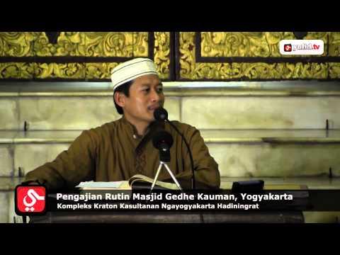 Tafsir Surat Al-Kautsar (Bagian 1) – Masjid Gedhe Kauman Kraton Yogyakarta