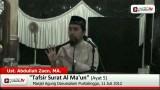 Tafsir Surat Al-Ma'un (Ayat 5)