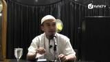Kisah Peneguh Iman – Ustadz Zakaria Ahamad