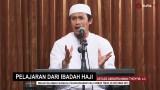 Pengajian Pelajaran Penting dari Ibadah Haji dan Umroh – Ustadz Abdurrahman Thoyyib, Lc.