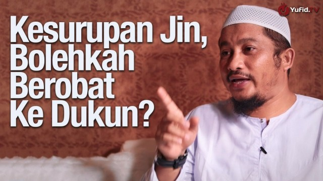 Bolehkah Mengusir Jin dengan Bantuan Dukun atau Jin Lainnya? – Ust. Abdullah Taslim, MA.