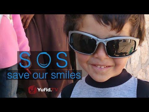 PSA – Save Our Smiles (SOS) For Syria #1 | Donasi Kemanusiaan Muslim Suriah | #SaveSyria