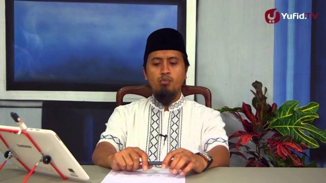 Kapan Mengucapkan Kalimat Tahmid Bagian 4- Ustadz Abdullah Zaen, MA