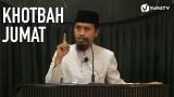 Khotbah Jumat: Cerdas Menyikapi Media Masa – Ustadz Abdullah Zaen, MA