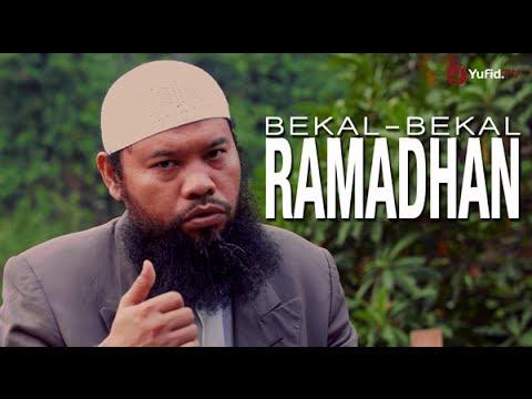 Bekal-Bekal Ramadhan – Ustadz Sulam Mustareja