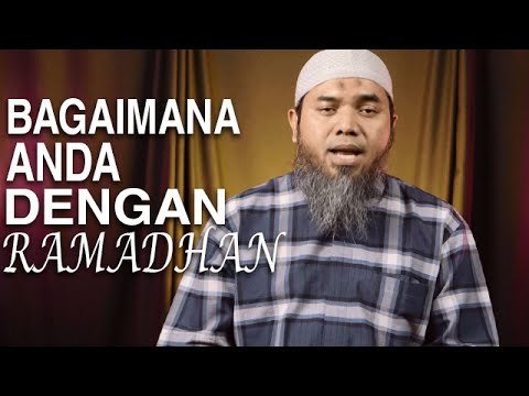 Tausiyah Ramadhan 15: Bagaimana Anda Dengan Ramadhan – Ustadz Afifi Abdul Wadud