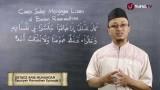 Tausiyah Ramadhan 2: Puasa Menjaga Lisan – Ustadz Aris Munandar