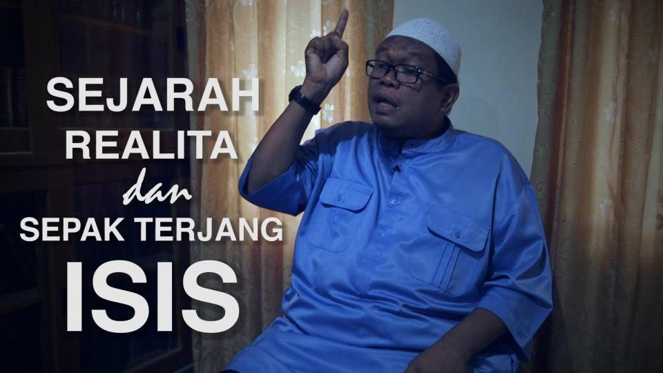 Penjelasan Tentang Sejarah, Realita dan Sepak Terjang ISIS – Ustadz Abu Sa'ad, M.A.