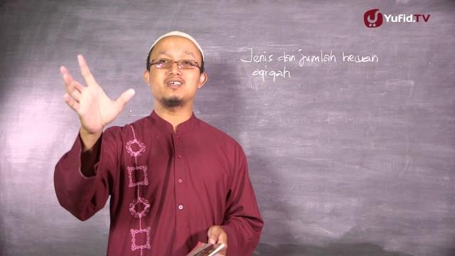 Serial Kajian Anak (29): Jumlah Dan Jenis Hewan Aqiqah – Ustadz Aris Munandar