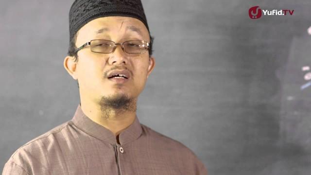Serial Kajian Anak (31): Bersedekah Sebanyak Timbangan Rambut – Ustadz Aris Munandar