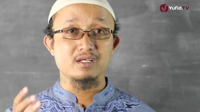 Serial Kajian Anak (34): Hukum Disyariatkannya Khitan – Ustadz Aris Munandar