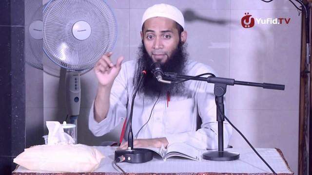 Rumahku Masih Ngontrak – Ustadz DR. Syafiq Basalamah, MA.