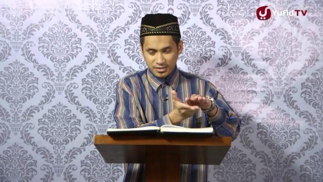 Serial Fikih Islam (47): Mengubur Jenazah – Ustadz Abduh Tuasikal