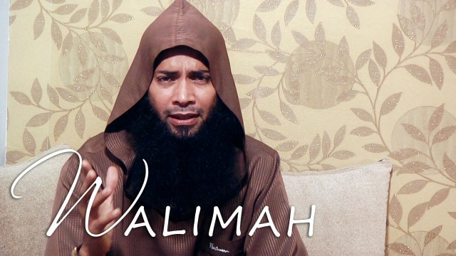 Ceramah Singkat: Walimah – Ustadz DR. Syafiq Riza Basalamah, MA.