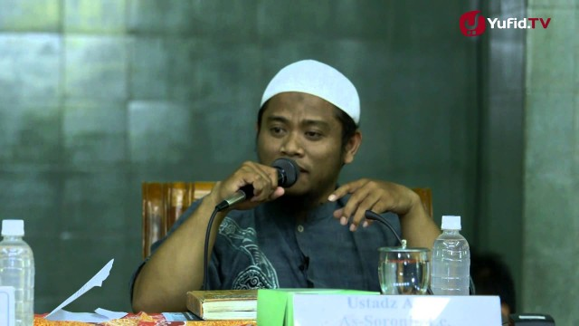Islam Is My Way Bagian 2 – Ustadz Amir As-Soronji