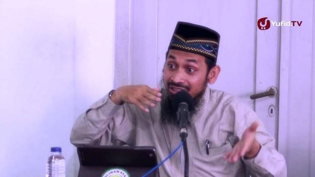 Jadilah Muslim yang Berilmu – Ustadz Dr. Ali Musri, M.A.
