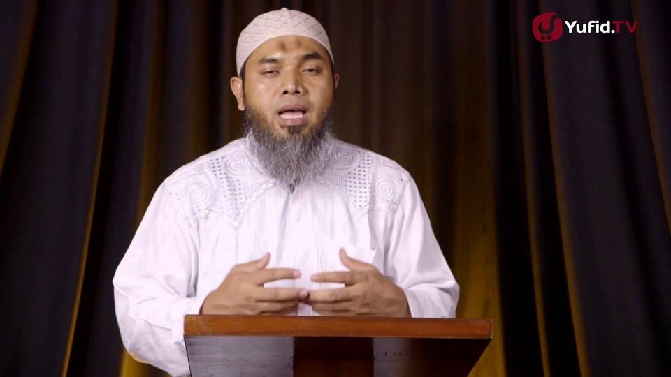 Serial Aqidah Islam 56: Pembatal Keislaman Keenam – Ustadz Afifi Abdul Wadud