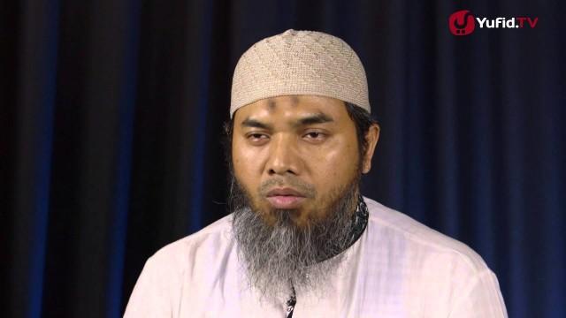 Serial Haji Dan Qurban 16: Wukuf Dan Mahsyar – Ustadz Afifi Abdul Wadud