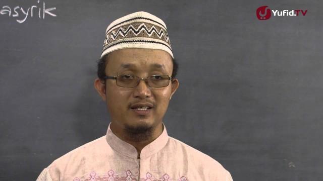 Serial Haji Dan Qurban 19: Hari Tasyrik – Ustadz Aris Munandar