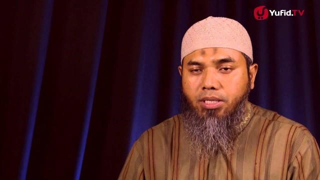 Serial Haji Dan Qurban 22: Pengagugngan Kepada Allah – Ustadz Afifi Abdul Wadud