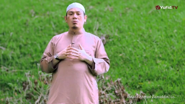 Ceramah Singkat: Obat Kebodohan – Ustadz Ahmad Zainuddin, Lc.