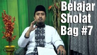 Kajian Fiqih: Belajar Shola Bagian 7 – Bacaan Taawudz – Ustadz Abdullah Zaen, MA