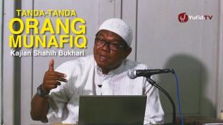 Kitabul Iman – Tanda-tanda Orang Munafiq – Ustadz Abu Sa'ad, M.A.