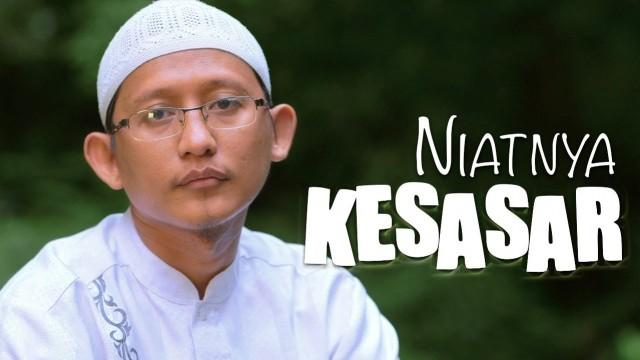 Niatnya Kesasar – Ustadz Badrusalam, Lc.