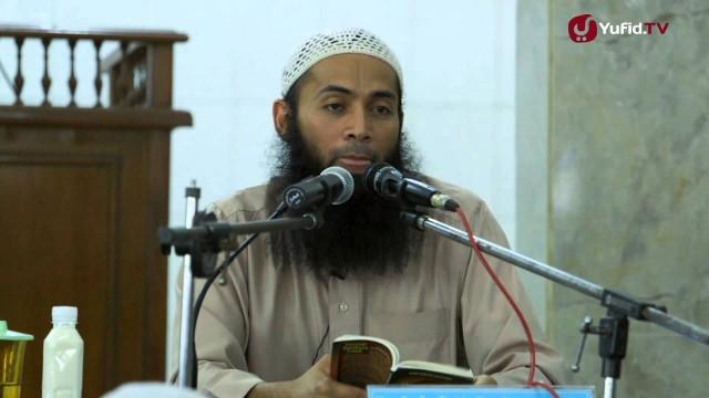 Penyebab Rusaknya Amal – Ustadz Syafiq Reza Basalamah