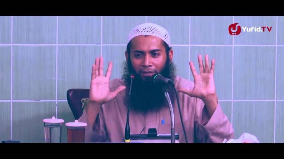 Persaudaraan Sesama Muslim – Ustadz Dr. Syafiq Basalamah, M.A.
