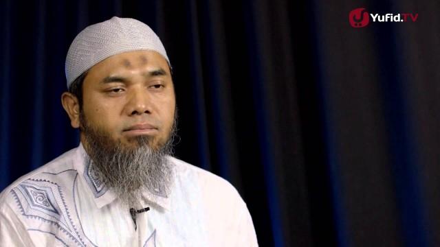 Serial Aqidah Islam 57: Pembatal Keislaman Ketujuh, Sihir – Ustadz Afifi Abdul Wadud