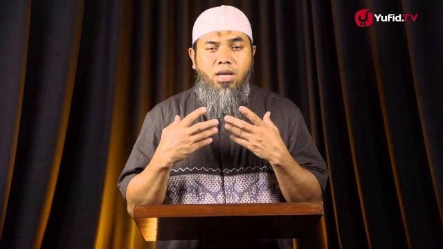Serial Aqidah Islam 58: Pembatal Keislaman Kedelapan – Ustadz Afifi Abdul Wadud