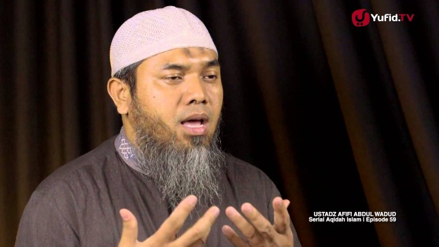 Serial Aqidah Islam 59: Haramnya Wali Dari Orang Kafir – Ustadz Afifi Abdul Wadud