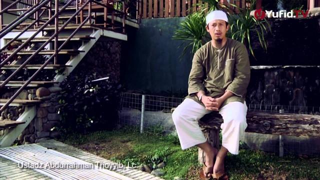 Ceramah Singkat : Hakikat Takwa – Ustadz Abdurrahman Thoyyib, Lc