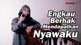 Engkau Berhak Mendapatkan Nyawaku – Ustadz DR. Syafiq Basalamah, MA