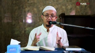 Fiqih Halal-Haram Makanan 4 – Ustadz Aris Munandar